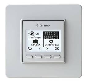 Терморегулятор для теплої підлоги Terneo Pro програмований