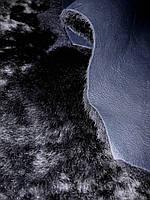 Мех дубленочный Мерино DF Напалан т.синий/т.серый Италия