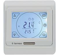 Терморегулятор для теплого пола Terneo Sen сенсорный, фото 1