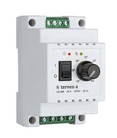 Терморегулятор для теплої підлоги Terneo A