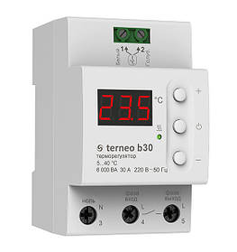 Терморегулятор для теплої підлоги Terneo B30