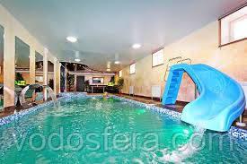 Виды бассейнов(преимущества, недостатки, обслуживание)