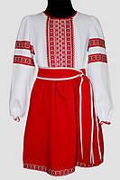 Вишите плаття для дівчинки: Подолянка
