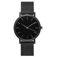 Часы унисекс/черные