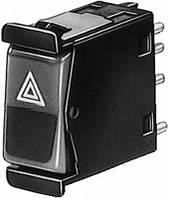 Кнопка включения аварийного сигнала FEBI 24199; MERCEDES 0008209010, A0008209010 на Mercedes-Benz W123, W201