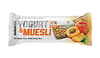 Заменитель питания BioTech Yogurt and Muesli (30 g apricot )