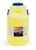 Defreeze (Дефриз) до - 30, 40 л (на основе природного минерального сырья)