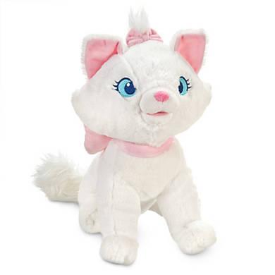 Плюшевая игрушка кошка Мари из м/ф Коты Аристократы 30,5 см Дисней / Marie Plush Aristocats Disney