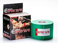 Кинезиологический тейп EPOS TAPE, зеленый