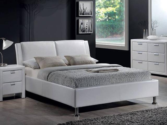 Двуспальная кровать Signal MITO 160