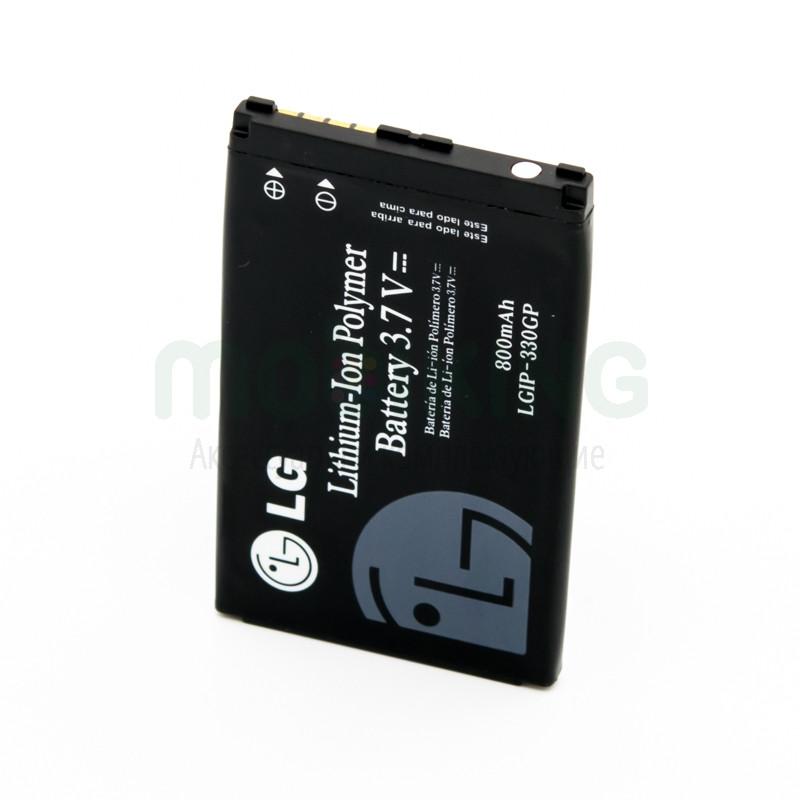 Оригинальная батарея на LG KF300 (LGIP-330GP) для мобильного телефона, аккумулятор на смартфона.