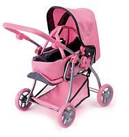 Детская коляска для куклы 9672 Мелого Melogo