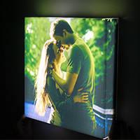 Фотосветильник - 3д светильник с фото