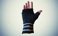 Варежки без пальцев (митенки) 6 штук