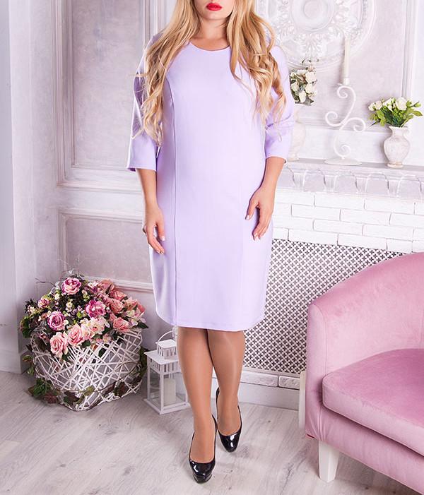 """Женское платье """"Классика"""" от 50 до 70 размера, разные цвета!"""
