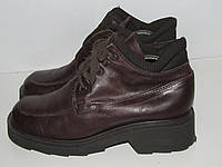Street _ стильные кожаные утепленные ботинки _ Италия _38р _ 24см Н28