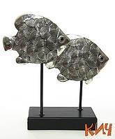 """Статуэтка """"Рыбы Пара"""" 35 см"""