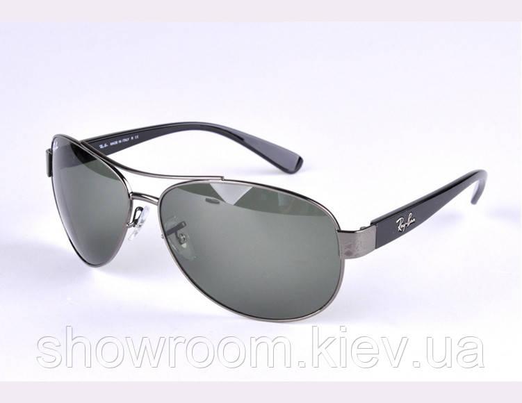 Солнцезащитные очки в стиле RAY BAN 3386  004  LUX