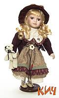 """Кукла  фарфоровая 40 см """"Индира"""""""