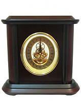 Часы деревянные офисные (кп-63)