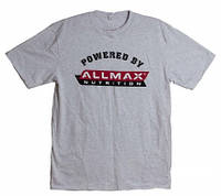 Футболка Allmax Isoflex T-shirt Grey ( размер L )