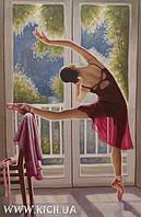 "Картина маслом ""Балерина"" Размер 60*90 см"
