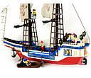 Конструктор BRICK 311 Пиратский корабль                                                   , фото 3
