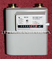 """Газовый мембранный счетчик Elster BK-G 4 Т (3/4"""") с термокомпенсатором"""