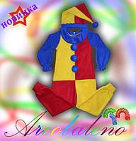 Карнавальный костюм Петрушка новогодний, фото 1