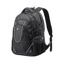 Рюкзак для ноутбука Continent BP-304 Black (BP-304BK)