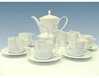 ADL17CT00 замечательный фарфоровый чайно-кофейный набор из коллекции ADLER из 15 предметов  - отличный подарок