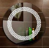 """Зеркало """"Даная 1"""" (78х78)см"""