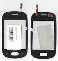 Сенсор Samsung S5282/S5310 black