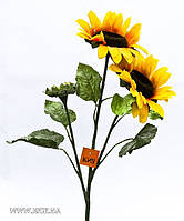 "Цветок декоративный ""Подсолнух"" 120 см"