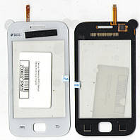 Сенсор Samsung S6802 белый Galaxy Ace Duos Original