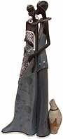 """Статуэтка  """"Африканская пара"""" 38 см SM-151"""