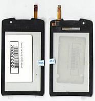 Сенсор Samsung S5620 чёрный