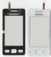Сенсор Samsung S5260 белый