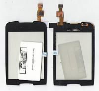 Сенсор Samsung S5570 чёрный
