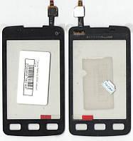 Сенсор Samsung S5690 чёрный Original