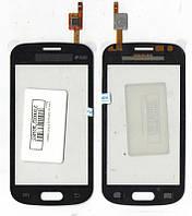 Сенсор Samsung S7390 Metallic Black