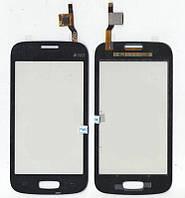 Сенсор Samsung S7262 Duos чёрный high copy