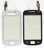 Сенсор Samsung S6500 Galaxy mini 2 белый