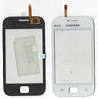 Сенсор Samsung S6802 белый Galaxy Ace Duos