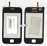 Сенсор Samsung S6802 чёрный Galaxy Ace Duos