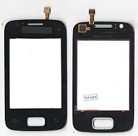 Сенсор Samsung S6102 Galaxy Y Duos чёрный
