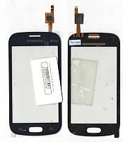 Сенсор Samsung S7390 Dark blue Тёмно синий