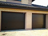 Ворота гаражные секционные RSD01 2500х2500 Doorhan