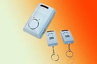Cигнализация mini Alarm ZV28 (автономная мини-сигнализация с датчиком движения и 2-мя ПДУ)