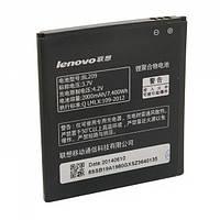 Аккумулятор (батарея) Lenovo BL209, Extradigital, 2000 mAh (A378, A398, A516, A706, A760, A820) (BML6372)